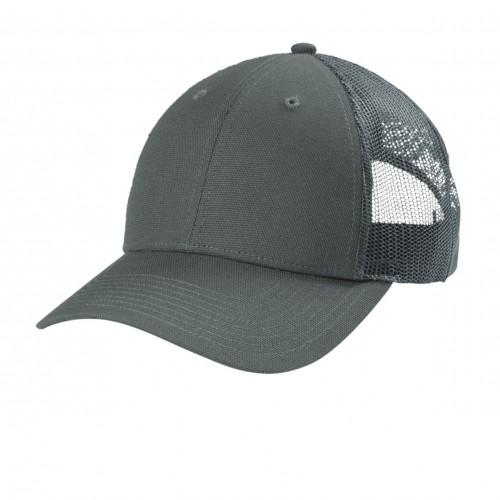CornerStone® Canvas Mesh Back Cap