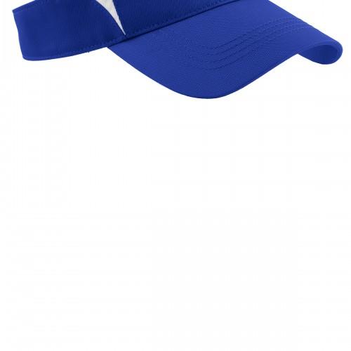 Sport-Tek® Dry Zone® Colorblock Visor