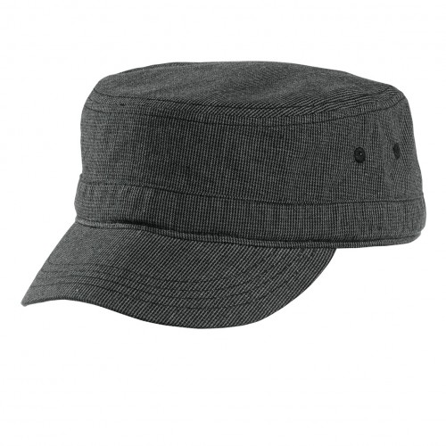 District ® Houndstooth Military Hat