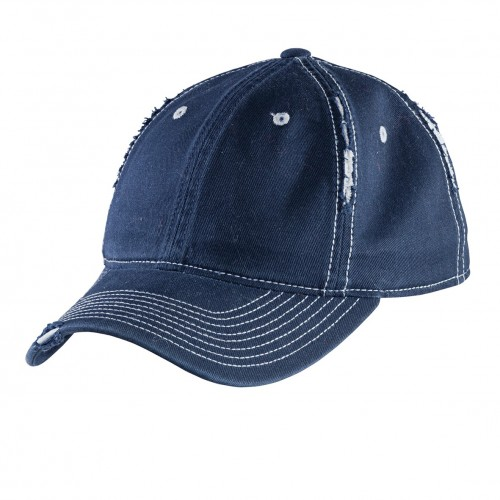 District ® Rip and Distressed Cap