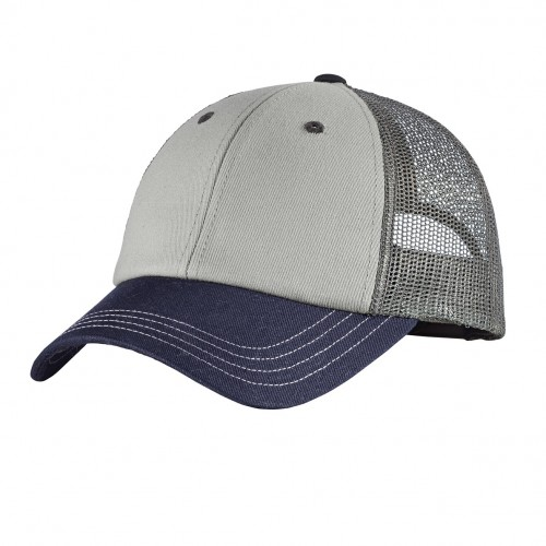 District ® Tri-Tone Mesh Back Cap