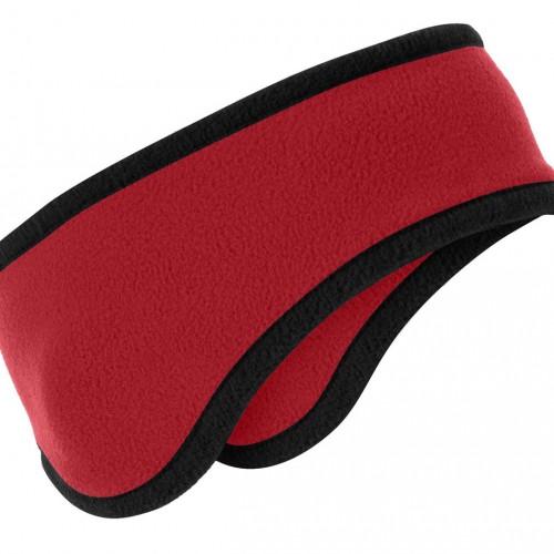 Port Authority® Two-Color Fleece Headband