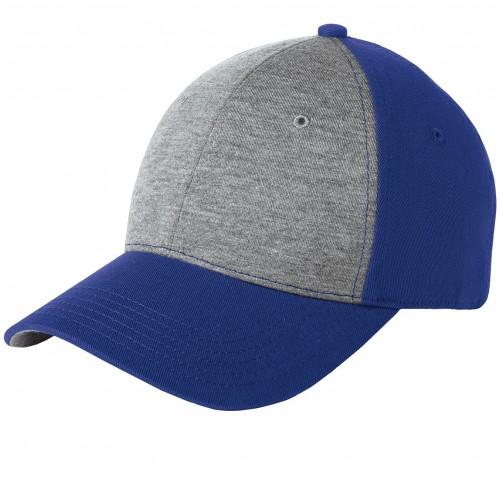 Sport-Tek® Jersey Front Cap