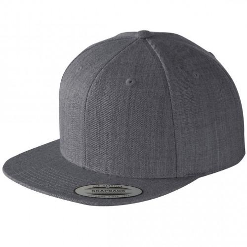 Sport-Tek® Yupoong® Flat Bill Snapback Cap