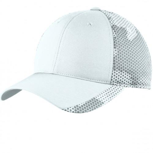 Sport-Tek® CamoHex Cap
