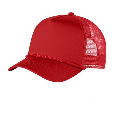 Port Authority® 5-Panel Snapback Cap
