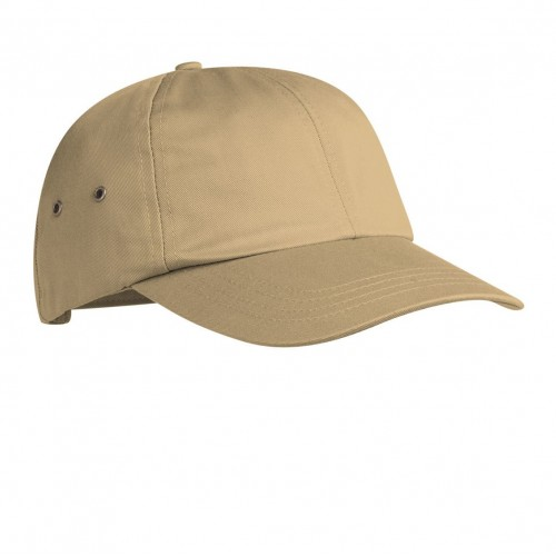 Port & Company® - Fashion Twill Cap with Metal Eyelets
