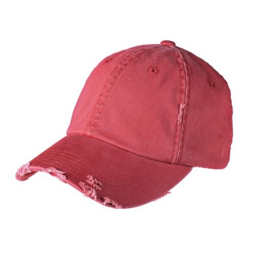 District ® Distressed Cap