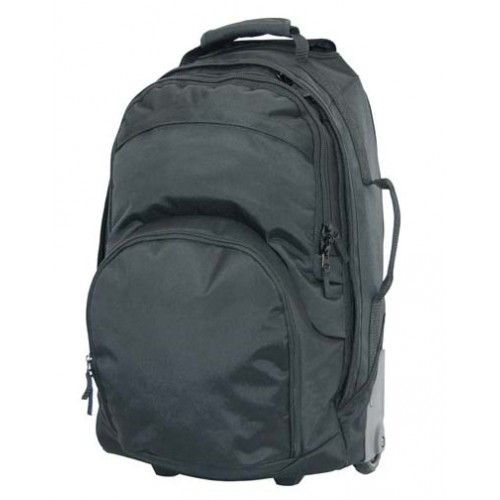 Multi-Pocket Wheel Bag