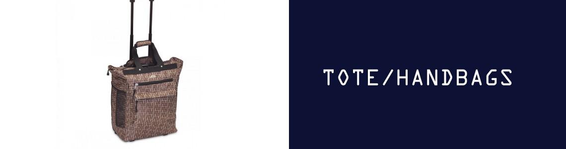 TOTE / HANDBAGS