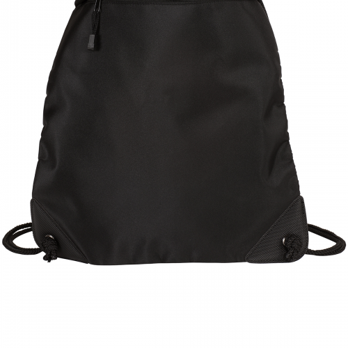 Port Authority Cinch Pack with Mesh Trim