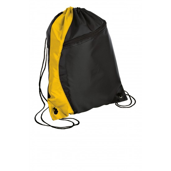 Port Authority Colorblock Cinch Pack by dufflebags