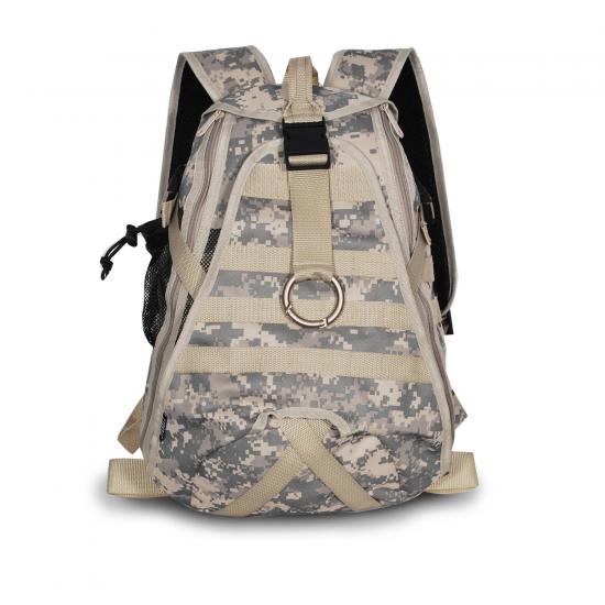 Digital Camo Technical Hydration Backpack by dufflebags