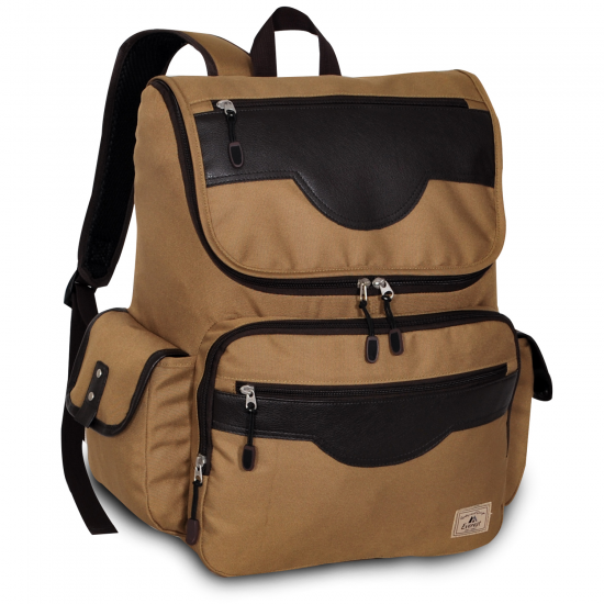 Wrangler Backpack by dufflebags