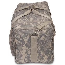 Digital Camo Duffel Bag