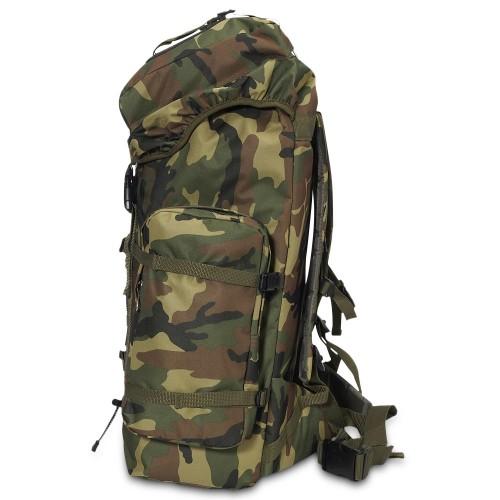Jungle Camo Hiking Pack