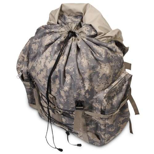 Digital Camo Hiking Pack