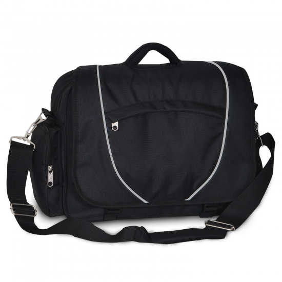 Deluxe Briefcase by Dufflebags.com - Luggage store - Wholesale bag - Best duffle bag - personalized duffle bag