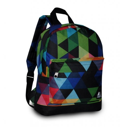 Junior Pattern Backpack