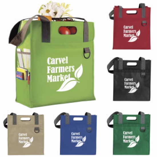 Dual Carry Tote by Duffelbags.com