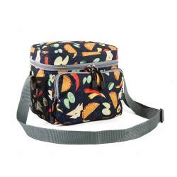 Cooler/Lunch Pattern Bag