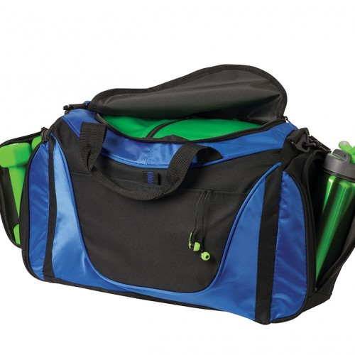 Port Authority Small Two-Tone Duffel