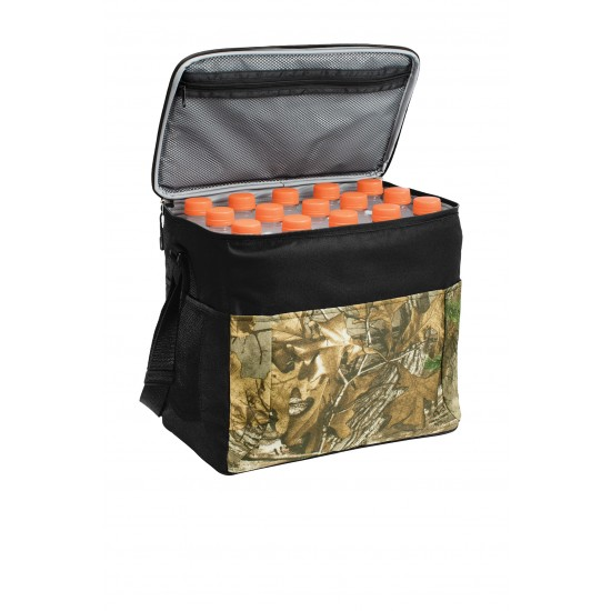 Port Authority Camouflage 24-Can Cube Cooler by dufflebags