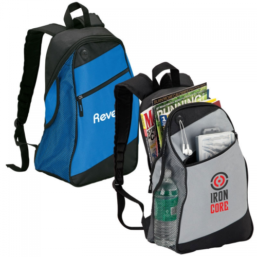 Backpack With Media Access