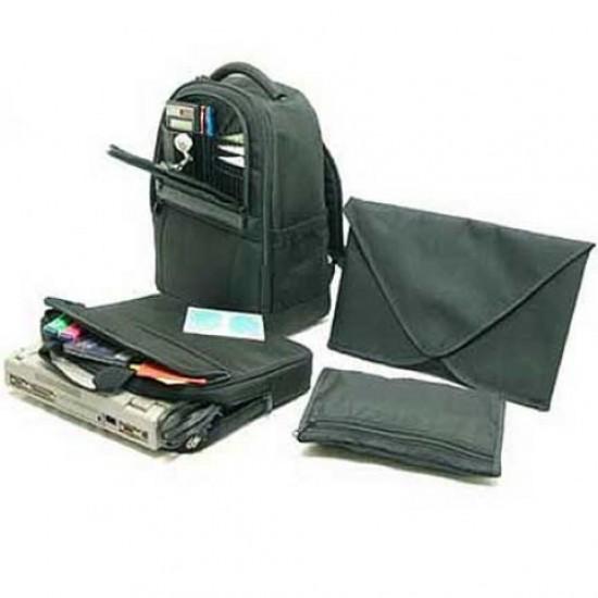 Web-Pack Laptop Backpack by dufflebags