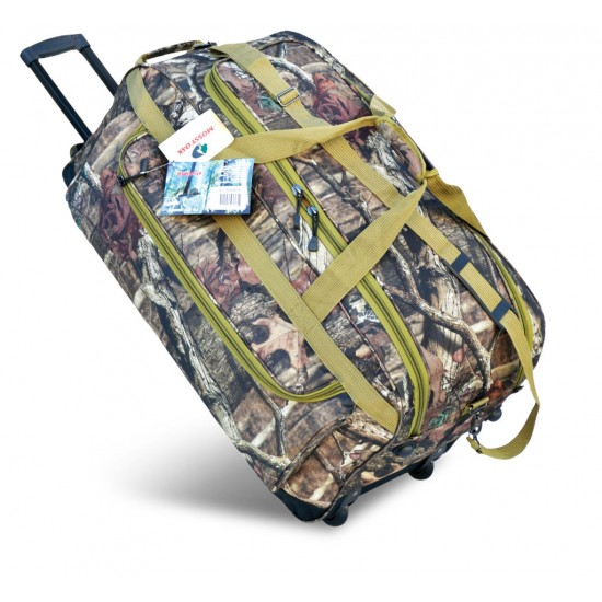 Mossy Oak Luggage 2Pc. Set by Duffelbags.com