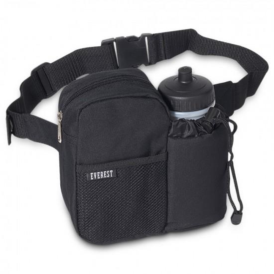 Sports Bottle Pack W/ Belt Strap by dufflebags
