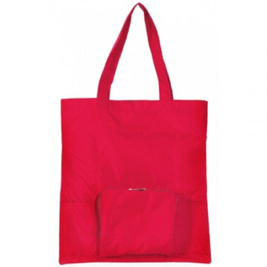 Rip-Stop Compact Folding Tote by Dufflebags.com - Luggage store - Wholesale bag - Best duffle bag - personalized duffle bag