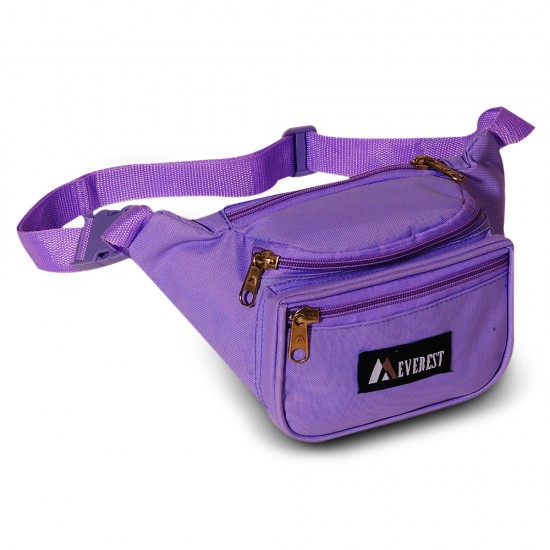 """11.5"""" Fanny Pack by Dufflebags.com - Luggage store - Wholesale bag - Best duffle bag - personalized duffle bag"""