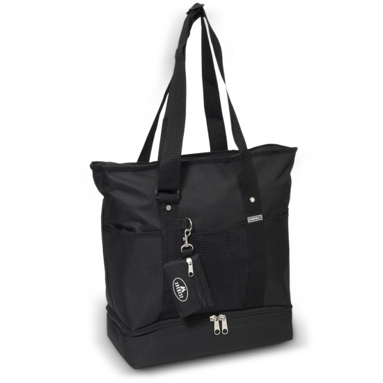 Deluxe Shopping Tote by dufflebags