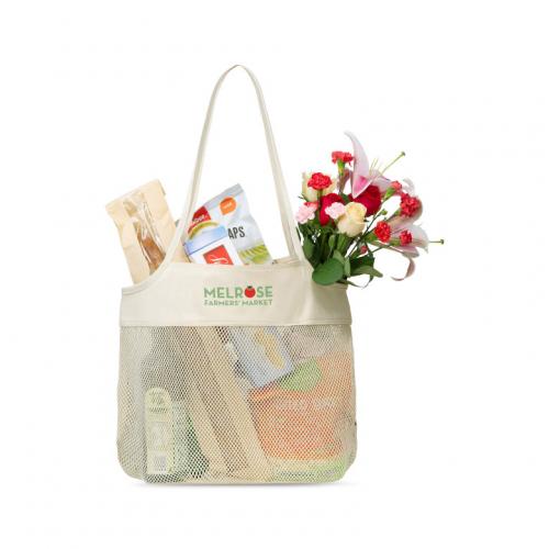 Parisian Cotton Market Bag