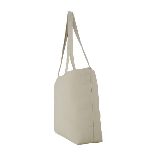 Zippered Tote by Dufflebags.com - Luggage store - Wholesale bag - Best duffle bag - personalized duffle bag