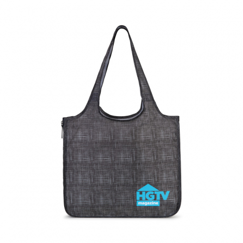Riley Petite Patterned Tote