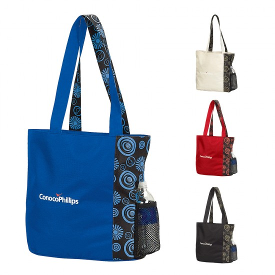 Color Pop Convention Tote by dufflebags