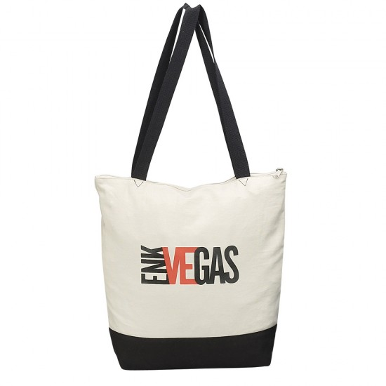 Canvas Tote by dufflebags