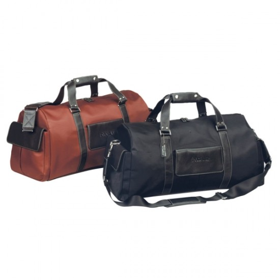 The Italian Carry-On Duffel by Duffelbags.com