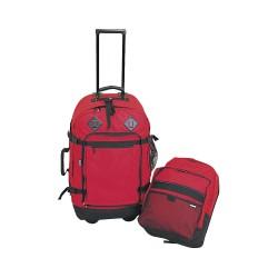 Travel Pack W/ Wheels