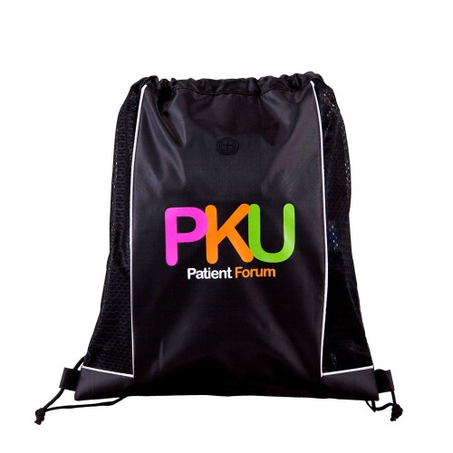 Sport Jersey Drawstring Backpack