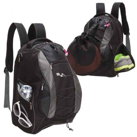 All-in-one Compu Sport Backpack by dufflebags