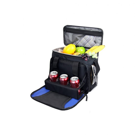 24-pack Cooler W/drink Tray by dufflebags