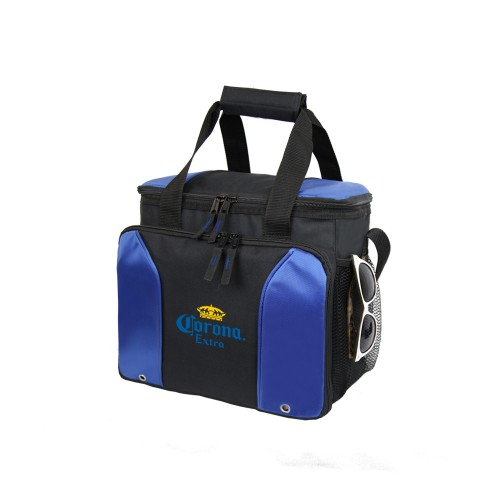 24-pack Cooler W/drink Tray