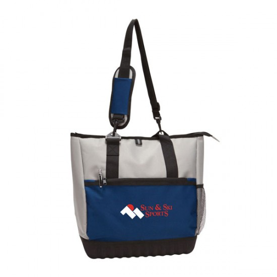 Cooler Tote W/ Molded Bottom by dufflebags