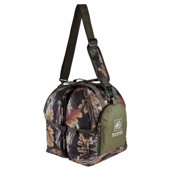 Camo All-in-one Picnic Tote by dufflebags