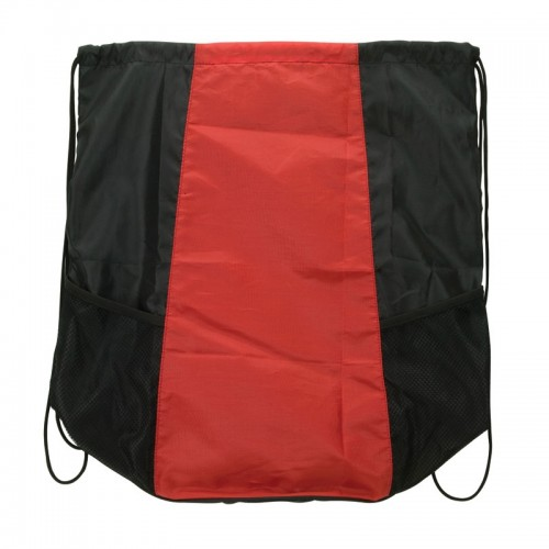 2 Pocket Drawstring Bag
