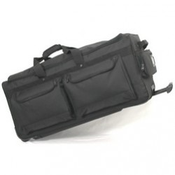 Deluxe Wheeled Duffel - COMES IN 3 SIZES!