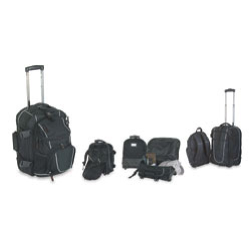 Deluxe Rolling Twin-Backpack